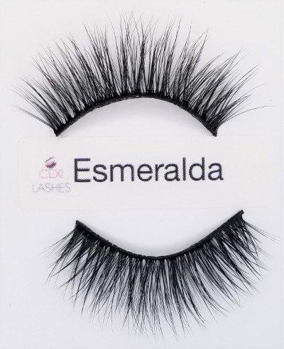 Esmeralda Eyelashes Cexi Lashes Chicago