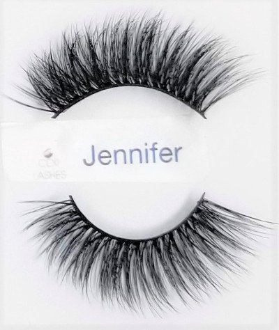 Jennifer Eyelashes Cexi Lashes Chicago