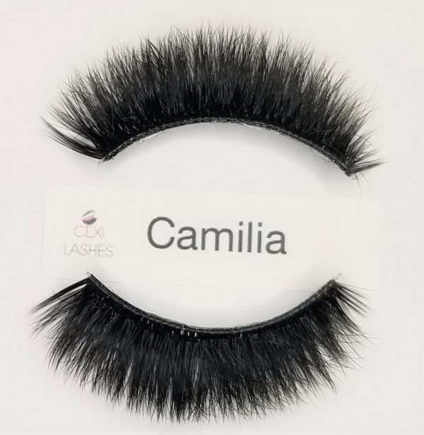 Camilia Lashes Cexi Lashes Chicago