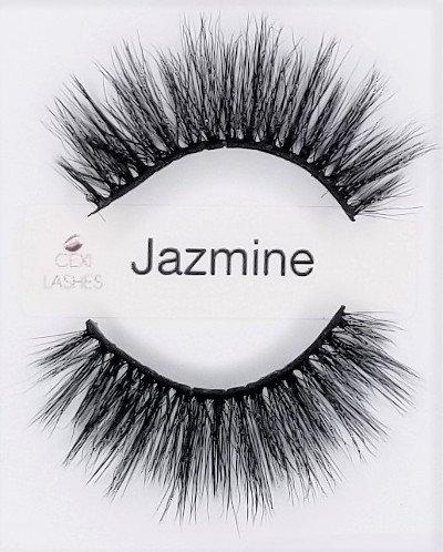 Jasmine Eyelashes Cexi Lashes Chicago