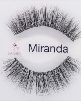 Miranda Eyelashes Cexi Lashes Chicago